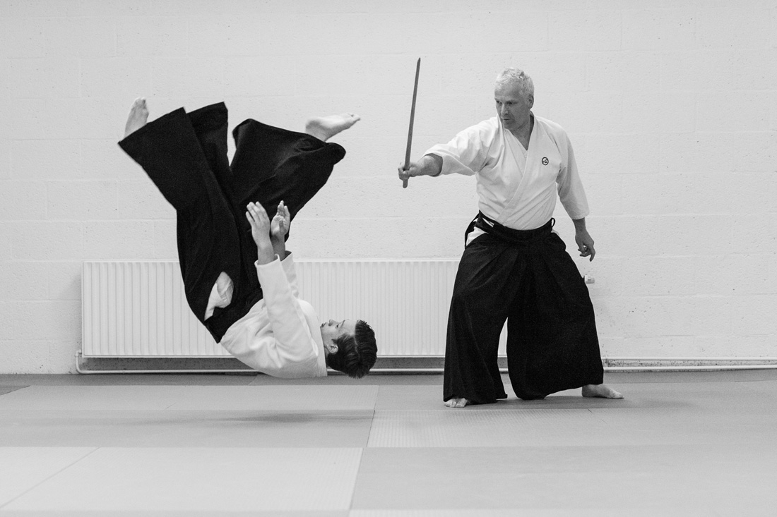 Introductiecursus aikido start 25 september